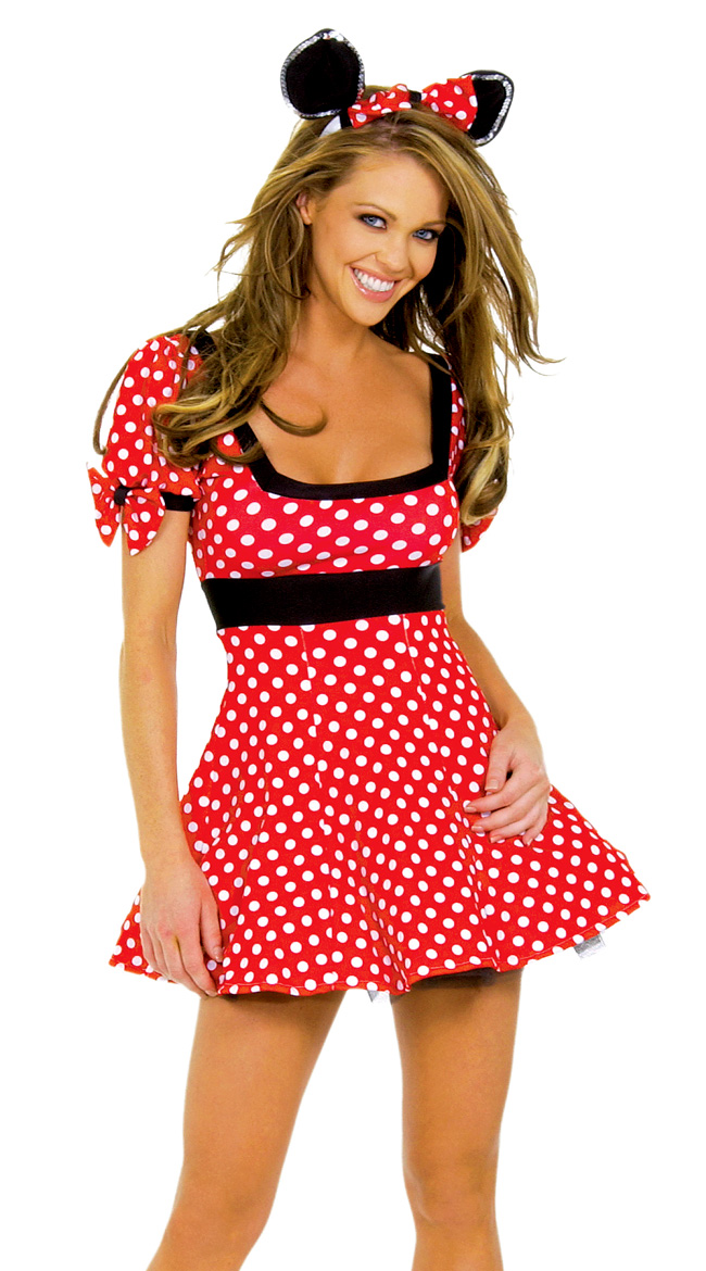 Adult minnie mouse halloween costumes