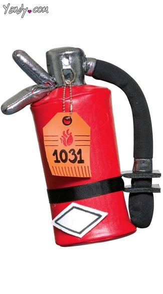 Fire Extinguisher Purse, Fire Extinguisher Hand Bag
