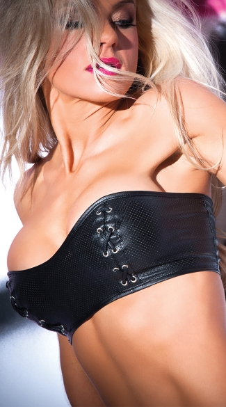 Tempt and Tease Mini Bustier