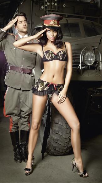 Horny Military Women 98