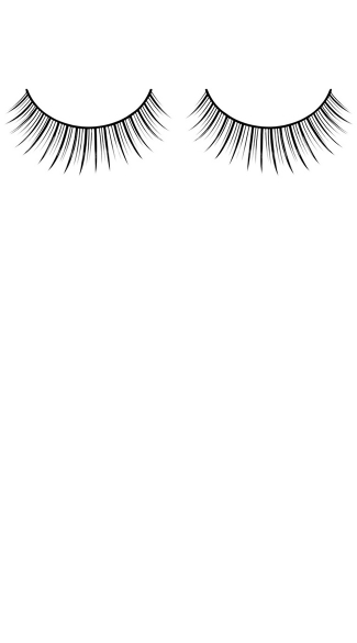 Hot Black Premium False Eyelashes