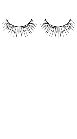 Black Deluxe Flirty Eyelashes
