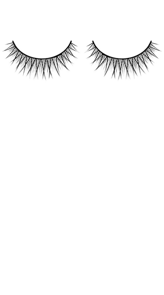 Attractive Black Premium Eyelashes
