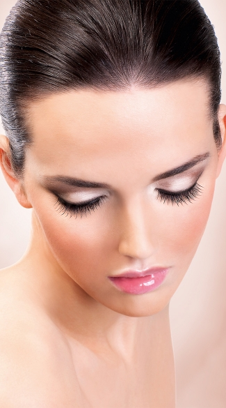 Natural Black Deluxe Eyelashes, Black Deluxe False Eyelashes, Black Fake Lashes