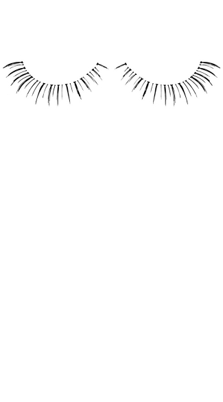 Natural Black Premium False Eyelashes