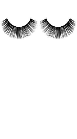 Enchanting Black Premium Eyelashes