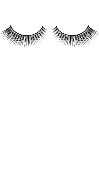Tasteful Black Premium Eyelashes