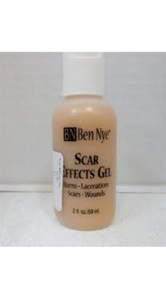 2 fl. oz Scar Effects Gel, Costume Makeup Scar Gel, Scar and Wound Gel Kits