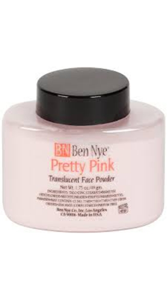 1.7 oz. Translucent Powder - Pretty Pink
