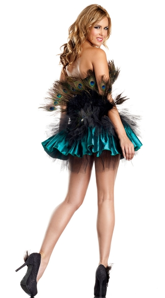 Sexy Peacock Halloween Costumes 38