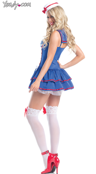 On Deck Sailor Costume
