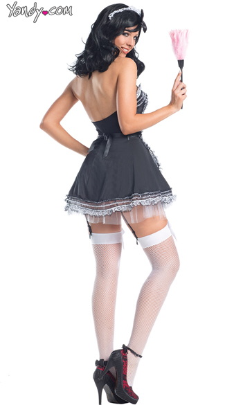 Hands On Maid Costume