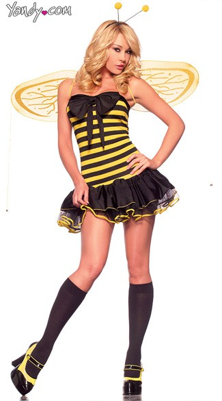 Lil\\\' Bumble Bee Costume