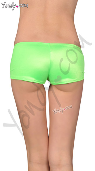 Wide Side Go-Go Shorts