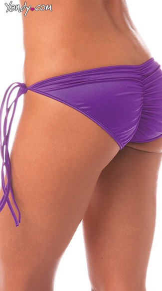 Scoop Front Tie Side Panty