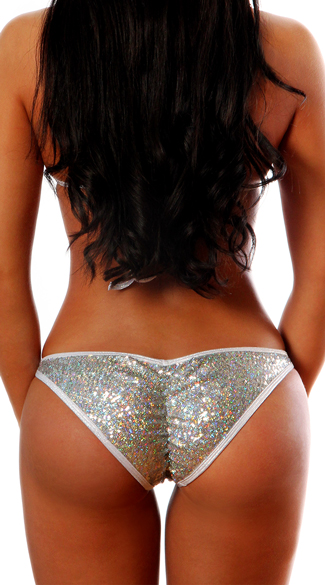 New Year\'s Scrunch Back Panty