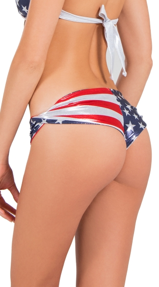 Patriotic Twist Short