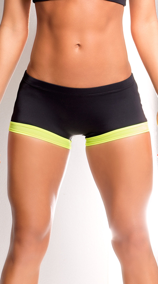 Nose Breaker Athletic Short, Activewear Shorts, Dance Shorts