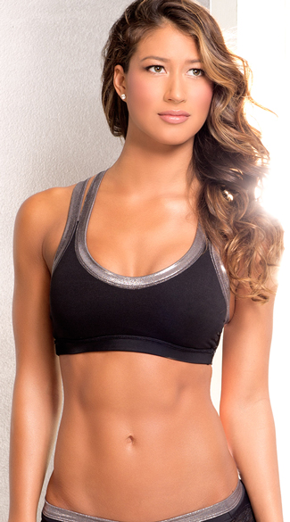 Mercury Quad Strap Sports Bra