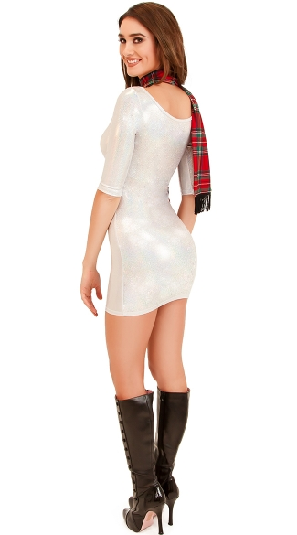 Sexy Snow Woman Costume