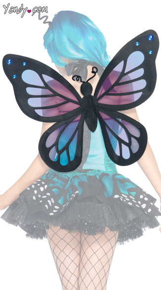 Adult Butterfly Costume Wings, Butterfly Wings Costume, Multi Color Butterfly Wings, Butterfly Fairy Wings,