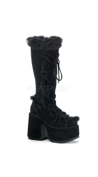 Primal Lace Up Boots