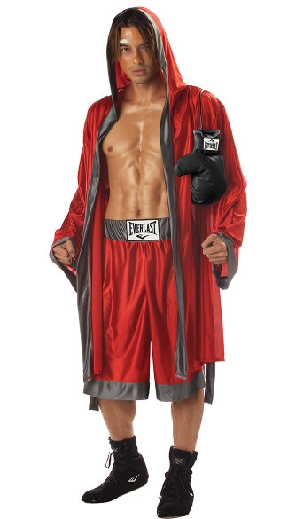 Men\'s Everlast Boxer Costume