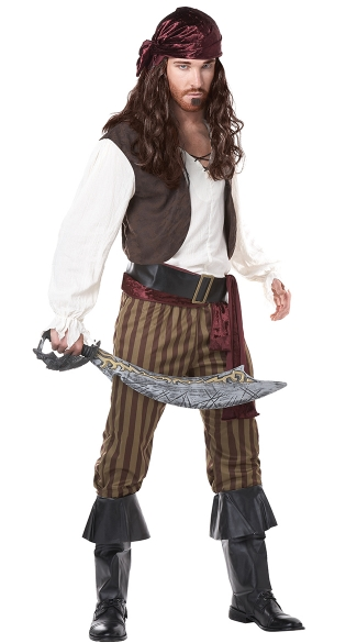 Rogue Pirate Costume