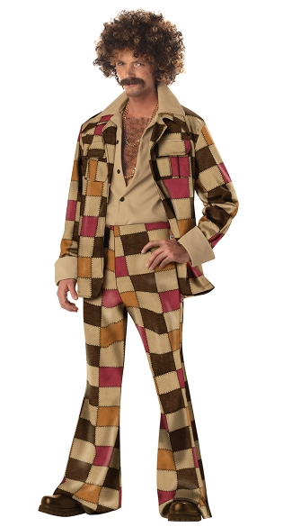 Men\'s Disco Costume