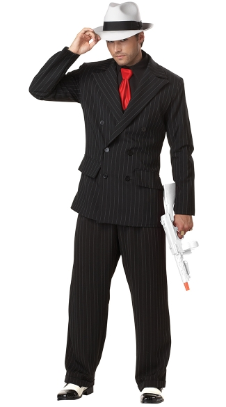 Men\'s Mob Boss Costume