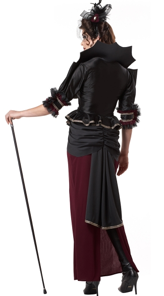 Lady Of Manor Vampire Costume