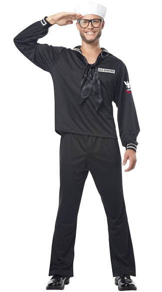 Men\'s Navy Sailor Costume