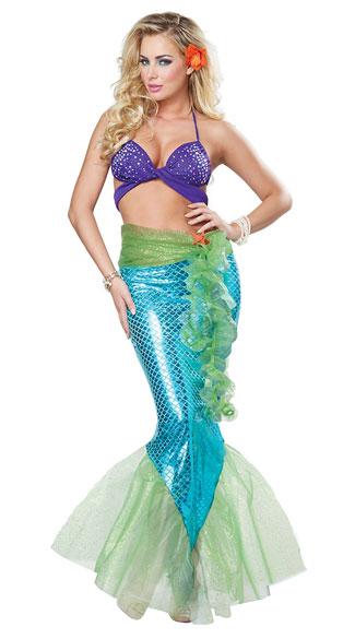 Womens Mermaid Costume  eBay  ebaycouk