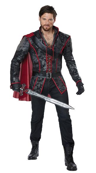 mens storybook huntsman costume mens prince charming costume yandycom - Prince Charming Halloween Costumes