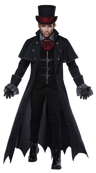 Men\'s Out For Blood Costume, Men\'s Sexy Vampire Costume - Yandy.com