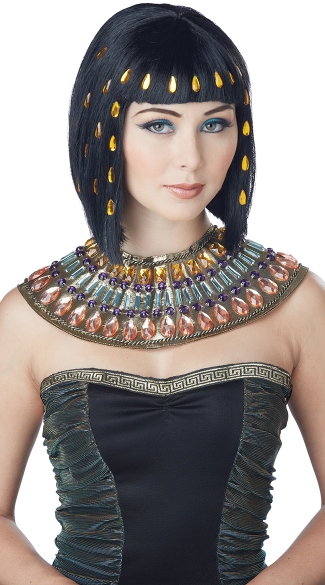 Jewel Of The Nile Wig