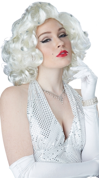 Glitz and Glamour Wig