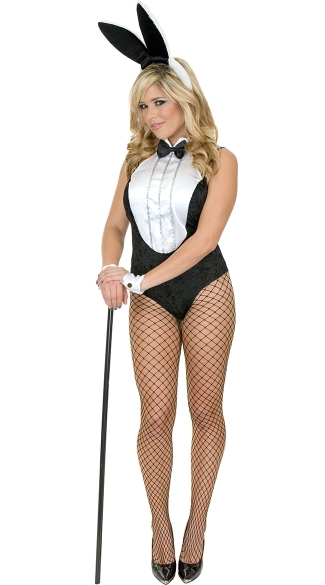 Cocktail Hour Bunny Costume