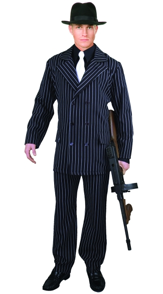 Men\'s Gangster Suit Costume, Goodfellas Costume, Men\'s Gangster Costume