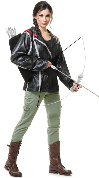Archer Heroine Costume, Female Archer Costume