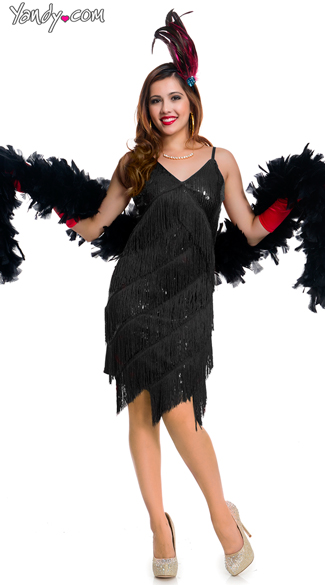 Roaring 20\'s Babe Costume