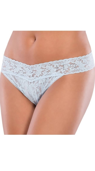 Plus Size I Do Lace Thong