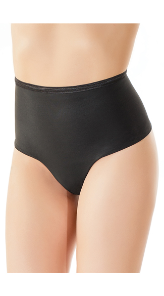 High Waisted Thong, Thong Body Shaper, Body Shaper Panties