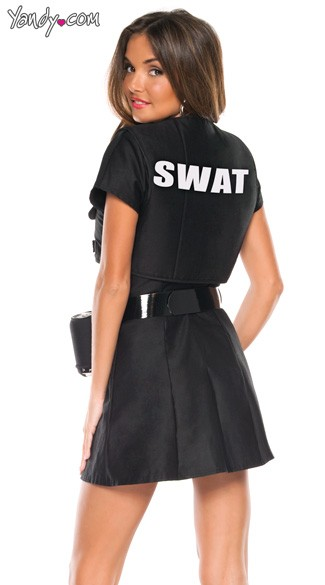 SWAT Shooter Costume