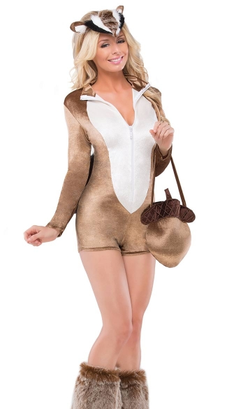 Sexy Chipmunk Costume