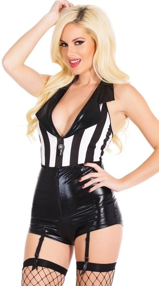 Seductive Referee Costume