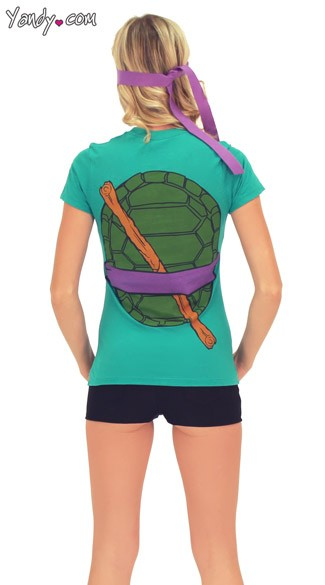 Sexy Donatello Costume