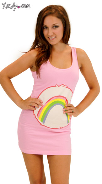 Cheer Care Bear Dress