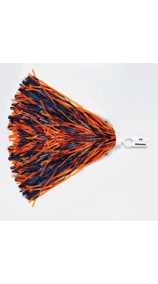 Chicago Bears Pom Poms