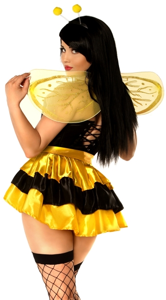 Lavish Plus Size Queen Bee Costume